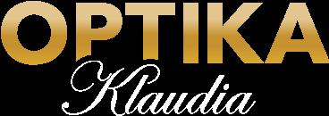 logo optika klaudia