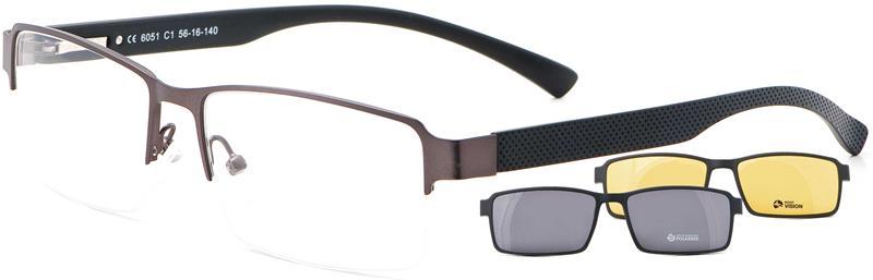 784a093b6 ... určite vás zaujme aj riešenie Clip on, s ktorým si na svoje dioptrické  okuliare môžete jednoducho a celkom prakticky nasadiť slnečné sklíčka.